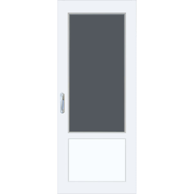Aspen Vinyl Screen/Storm Door