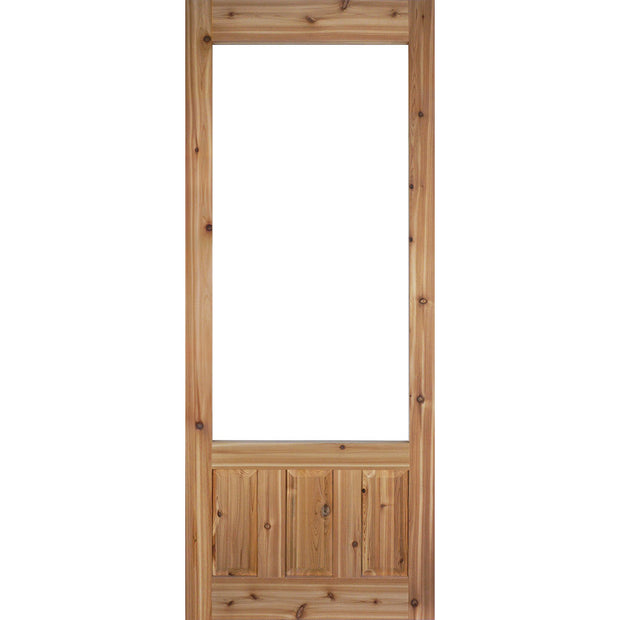 Belmont Wood Screen/Storm Door