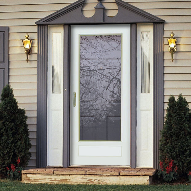 Caledon Vinyl Screen/Storm Door