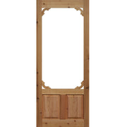 Woodland Wood Screen/Storm Door