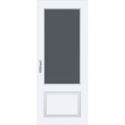 Everest Vinyl Screen/Storm Door