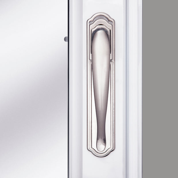 Full View Aluminum Storm Door - Left Hinge