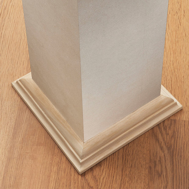 MDF Post Cover - Square Plain