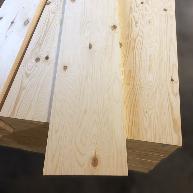 Solid Wood Panel - Knotty Pine