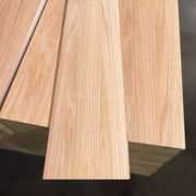 Solid Wood Panel - Oak