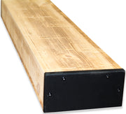 RTA Floating Beams - Hand Hewn Timber