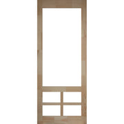 Prairie Wood Screen/Storm Door