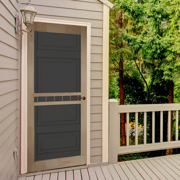 Riverside Wood Screen Door