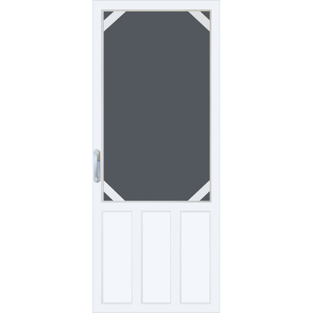 Rochester Vinyl Screen Door