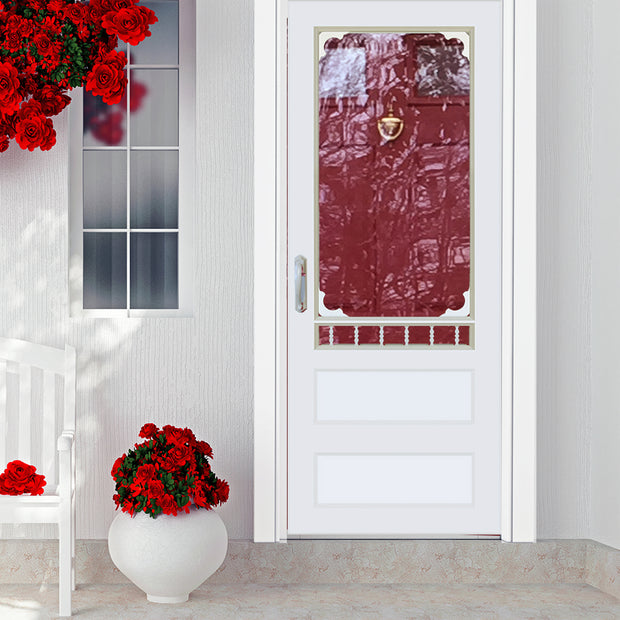 Wellington Vinyl Screen/Storm Door