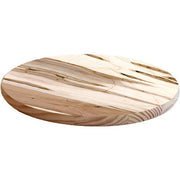 Solid Wood Round - Wormy Maple