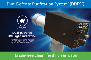 UVC / OZONE PURIFICATION SYSTEM