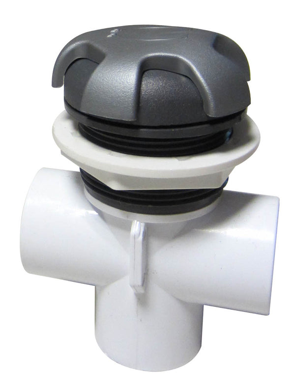 Valve: Water Feature - Crown Assembly - CMP #25033-827-000 - Thermal Hydra Plastics