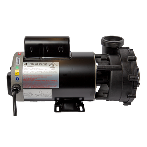 Pump: 5HP - LX #56wua400-IXX - Divine-Hot-Tubs - Divine Hottubs - Spas