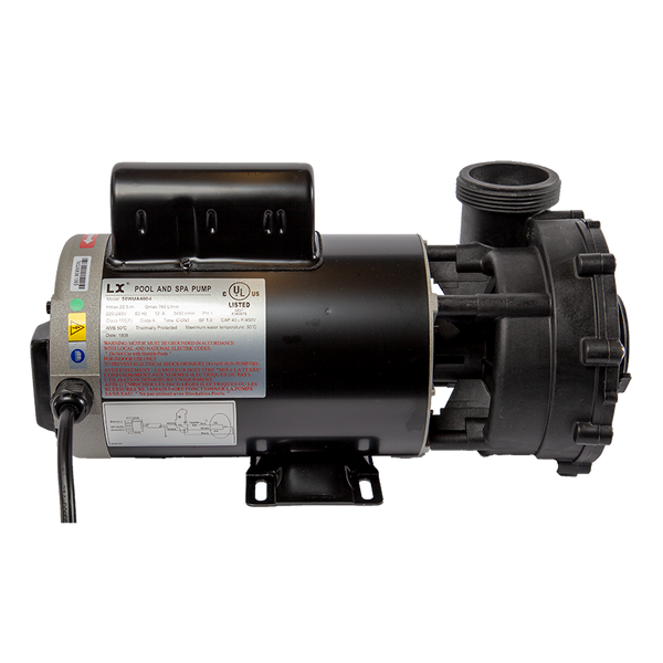 Pump: 5HP - LX #56wua400-IXX - Thermal Hydra Plastics