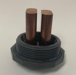 Copper Anode Replacement Cell - Thomson Tec - Thermal Hydra Plastics