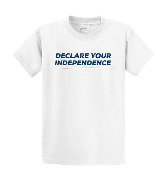 Declare Your Independence Tee