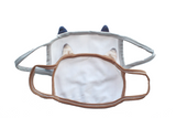 Husky Mask - Pup Face Protector