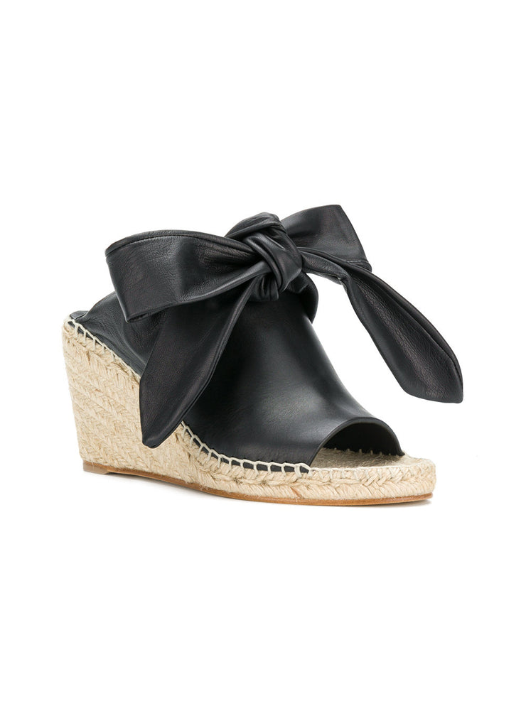 Céline Espadrille Nappa Lamb and Calf