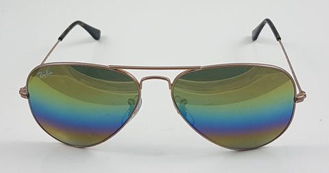 Ray-Ban Aviator Mineral Flash Lenses