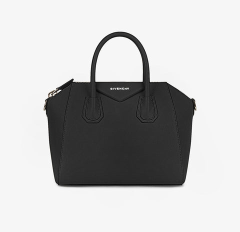 Givenchy Antigona Small Black Leather