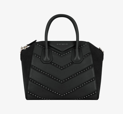 Givenchy Small Black Antigona Handbag