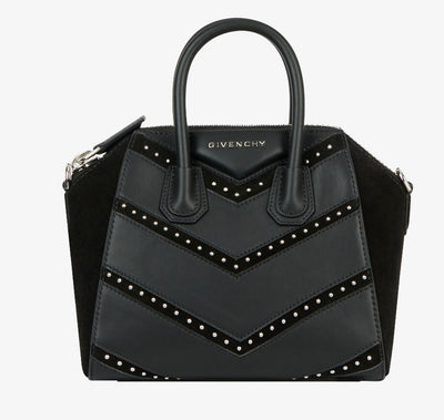 Givenchy Mini Antigona Black Handbag
