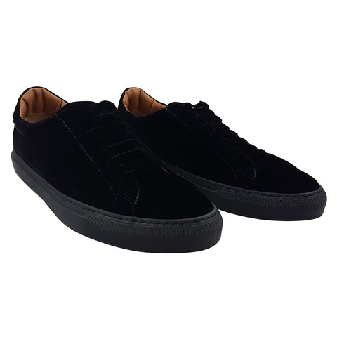 Givenchy Low-Top Suede Sneakers