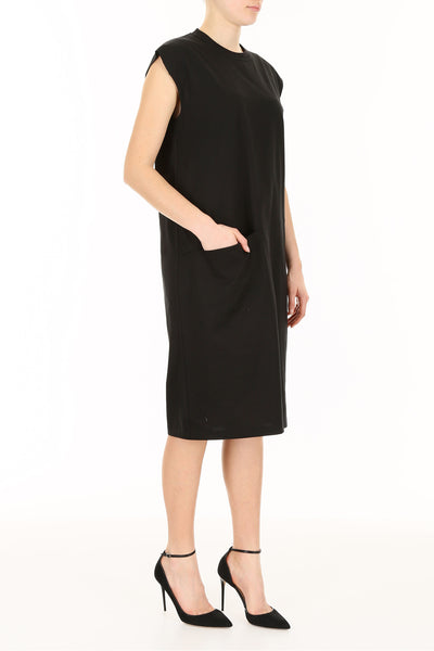 Céline Dress in Cotton Jersey