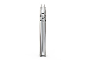 900 mAh Adjustable Voltage Battery- Silver