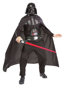 Darth Vader Fancy Dress Costume - One Size