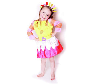 Dress Up Costume With Skirt And Headband