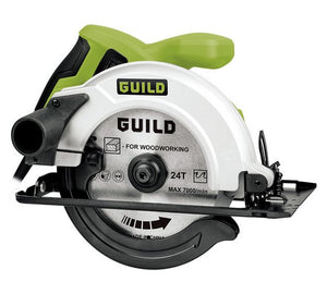 Guild 160mm Circular Saw - 1200W