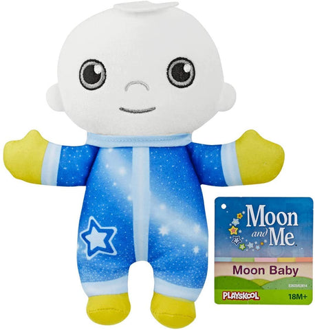 Moon and Me 20cm Soft Toy - Moon Baby Plush