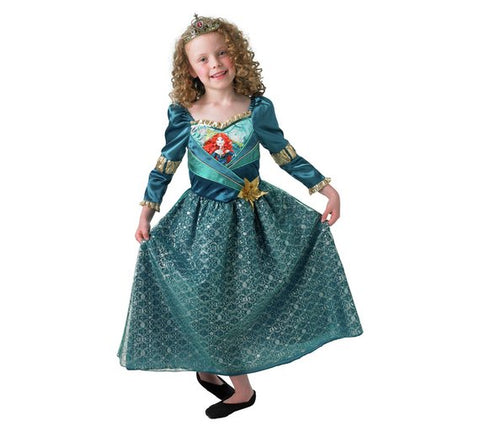 Merida Dress Up Costume - Small