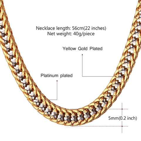 Necklace 22""