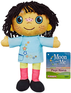 Moon and Me 20cm Soft Toy - Pepi Nana Plush