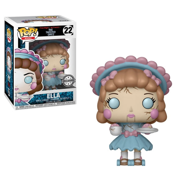 POP! Vinyl Five Nights at Freddys The Twisted One Ella Figure