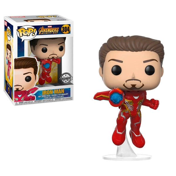 POP! Vinyl: Marvel Infinity Iron Man