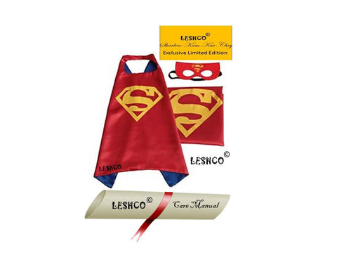 Superman Cape Red