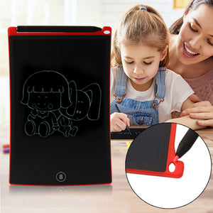 LCD Writing Tablet Red