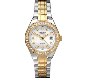 Sekonda Classique Ladies' Two-Tone Bracelet Watch