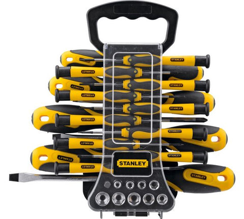Stanley 49 Piece Screwdriver Set