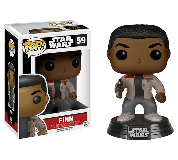 Star Wars VII Pop! Vinyl - Finn