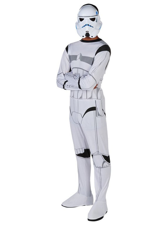 Stormtrooper Fancy Dress - Large/Extra Large