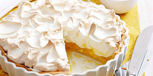 Sue's Gluten Free Lemon Meringue Pie