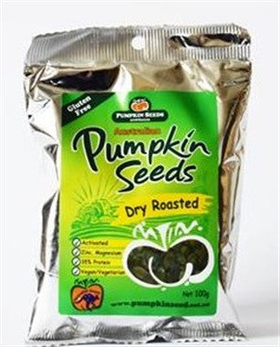 APSC Roasted Pumpkin Seeds (100g)
