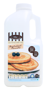 Yes You Can Buckwheat Pancake Mix