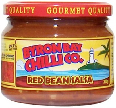 Byron Bay Chilli Co. Red Bean Salsa