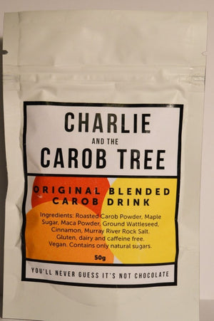 Charlie and the Carob Tree Carob Blend 50g